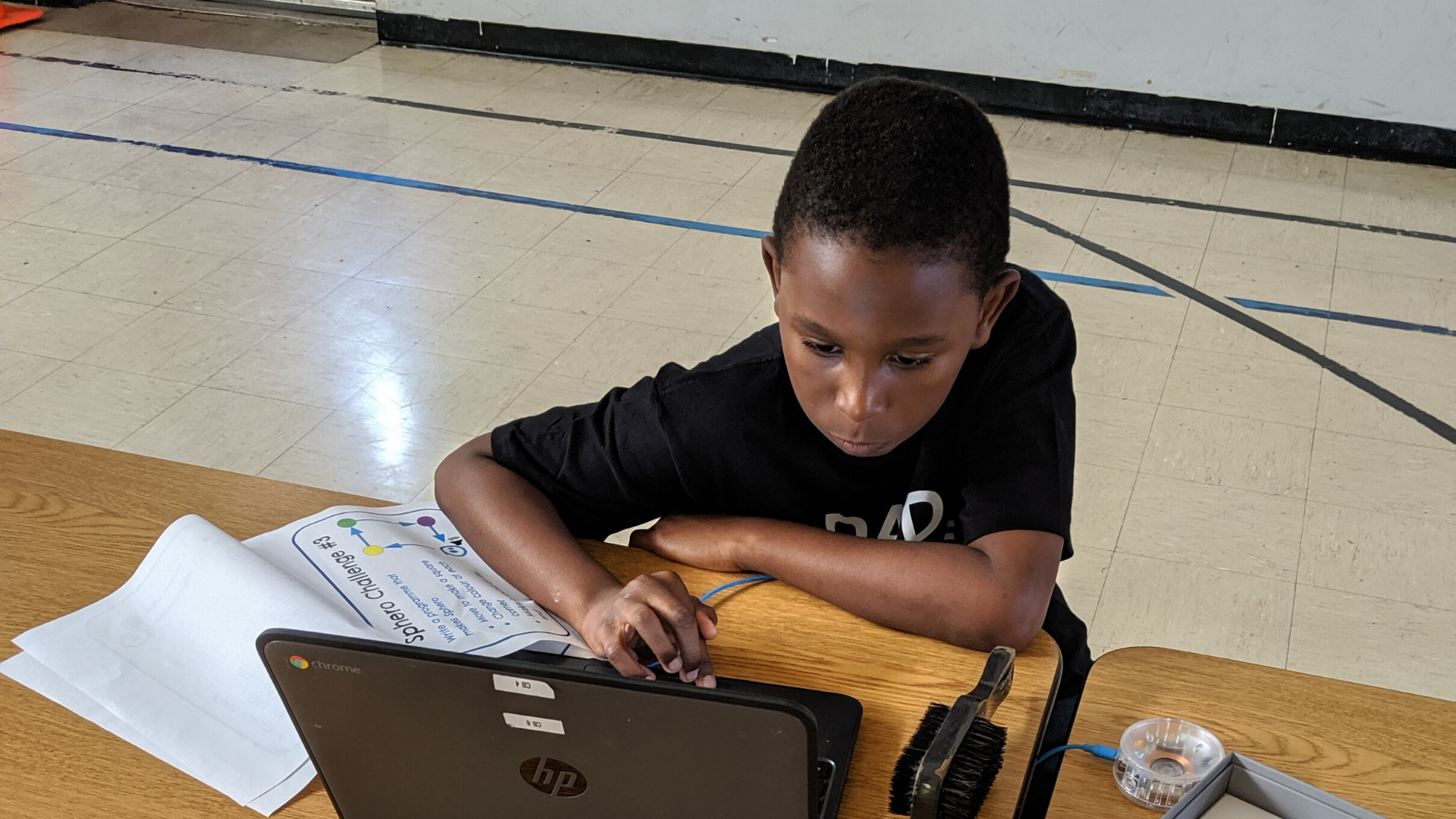 WBBM Newsradio, August 21, 2020: Nonprofit Works to Keep At-Risk CPS Students 'Logged In' to Remote Learning