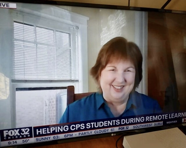 Fox 32, September 29, 2020: Nonprofit Doubles Down to Help Chicago Students During Remote Learning