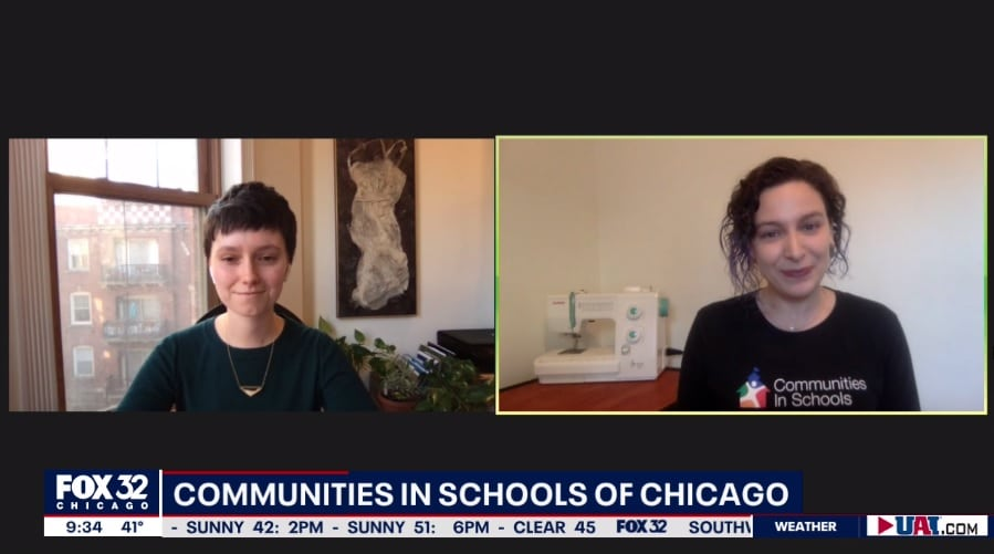 Fox 32, November 18, 2020: CIS of Chicago Connects 175 Local Schools with Virtual Field Trips